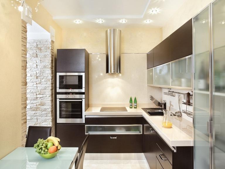 Uspořádání Kuchyňských Sestav Do Různých Tvarů Moje Bydlení